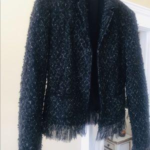 Elie Tahari short wool jacket, size M